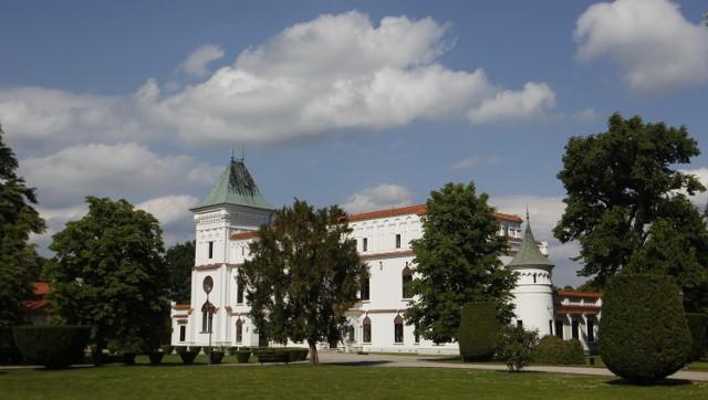 Zamek w Przecławiu jest jedną z najwspanialszych rezydencji w Polsce o renesansowym rodowodzie.