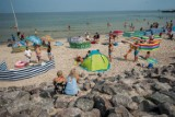 Prezydent Kołobrzegu komentuje niedzielny wypadek plażowiczki