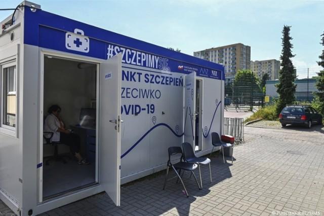 Mobilny punkt szczepień od 6 lipca w centrum Sopotu