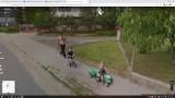 Mieszkańcy gminy Kiernozia na Google Street View. Kogo złapała kamera? [ZDJĘCIA]