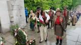 Samorządowcy, mundurowi i kombatanci uczcili pamięć poległych w III powstaniu śląskim w 100. rocznicę walk o Górę św. Anny