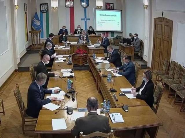 Oświadczenia majątkowe radnych Rady Miejskiej w Tucholi za 2020 rok