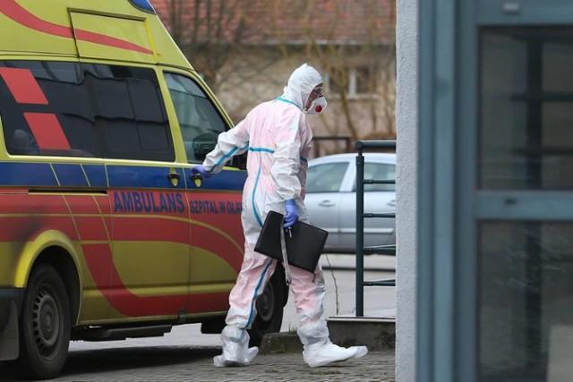 Pacjent  Cieszyna opuścił szpital