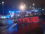 Kraków. Pieszy został potrącony przez tramwaj. W akcji helikopter LPR [ZDJĘCIA]