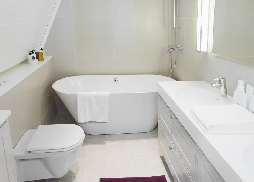 Urządzanie Małej łazienki Inteligentne Rozwiązania