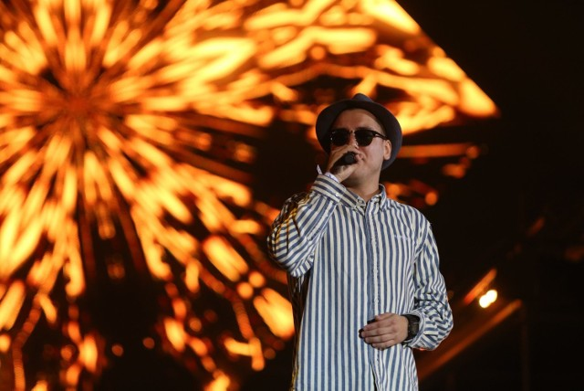 Największe gwiazdy disco polo wystąpiły na scenie katowickiego Spodka