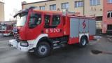 Nowy wóz strażacki dla jednostki w Sycowie. Ile kosztował?