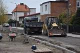 Dzieje się w Ostrowie! Trwa remont nawierzchni alei Powstańców Wielkopolskich