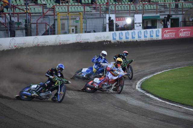 ROW Rybnik przegrał w Gorzowie 38:52.