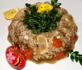 Galaretki drobiowe Wielkanocne