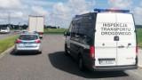 Kierowca fałszował zapis tachografu, ciężarówka miała zatrzymany dowód rejestracyjny