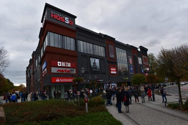 Ponad dwa lata temu, w październiku 2018 roku doszło do oficjalnego otwarcia galerii handlowej Hosso w Gubinie.