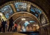 Niesamowite opuszczone stacje metra. My z trudem budujemy, oni porzucają prawdziwe dzieła sztuki