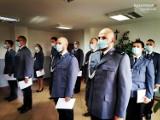 Uroczystość policjantów z Jastrzębia. Obchodzili Święto Policji. Blisko sześćdziesiąt awansów w jastrzębskiej KMP. Zobaczcie ZDJĘCIA