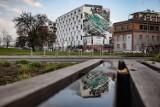 Kraków. Na Zabłociu powstał nowy mural. Nawiązuje do katastrofy samolotu Liberator