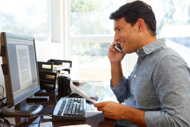 Praca zdalna ułatwia zachowanie równowagi pomiędzy pracą i życiem prywatnym