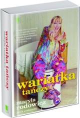 Wygraj książkę Wariatka Tańczy - Maryla Rodowicz [ZAKOŃCZONY]