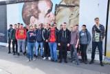 Uczniowie ZSE-E w Radomsku na zagranicznym stażu w Dreźnie