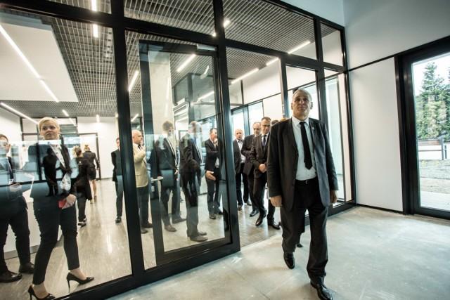 Nowy biurowiec w Katowicach