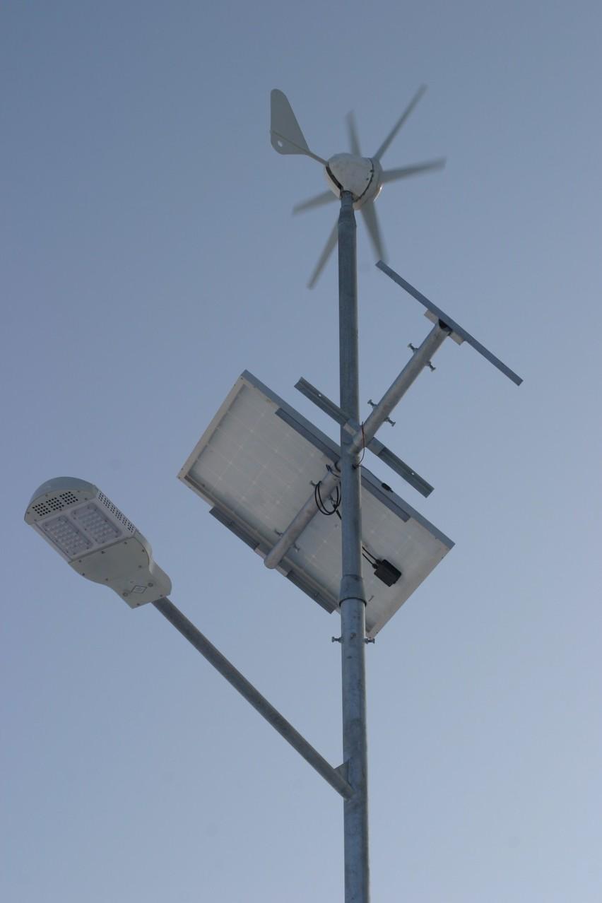 Lampy Hybrydowe Zaświecą Tam Gdzie Brak Sieci Elektrycznej