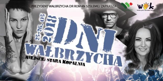 Zaproszenie na Dni Wałbrzycha do Starej Kopalni