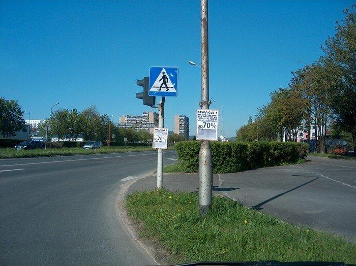 d14b7b545 Jelenia Góra: Hurtownia reklamuje się nielegalnie - NaszeMiasto.pl