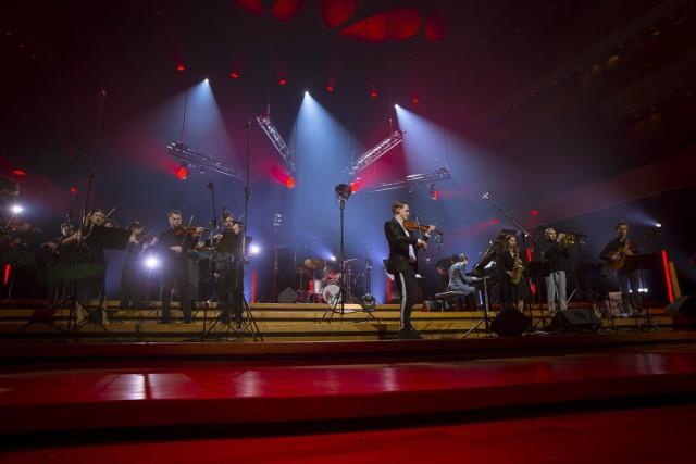 Koncert krakowskiego skrzypka Stanisława Słowińskiego można będzie obejrzeć na platformie PLAY KRAKÓW od 30 stycznia