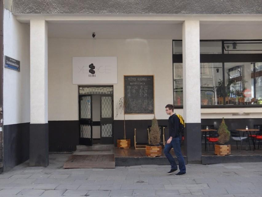Szamarzewskiego Ulica Pełna Knajp Czyli Gdzie Zjeść Na