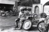 Takie zdjęcia to skarb dla kibiców żużla. Huszcza, Jancarz, Plech... Trening z 1984 roku