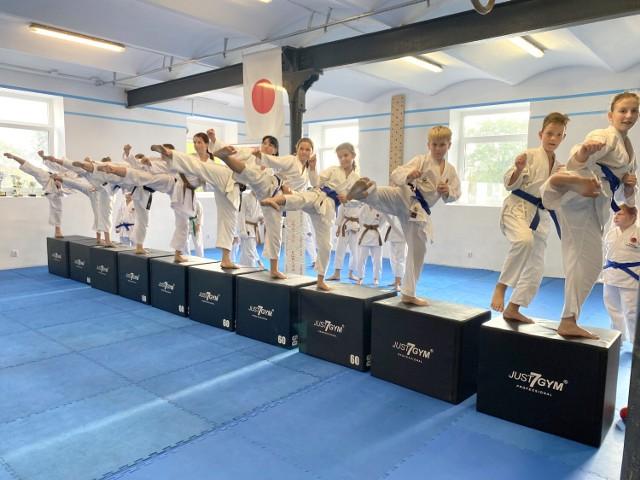 Karatecy z żarskiej Kontry świetnie się spisali na turnieju Lubusz Cup