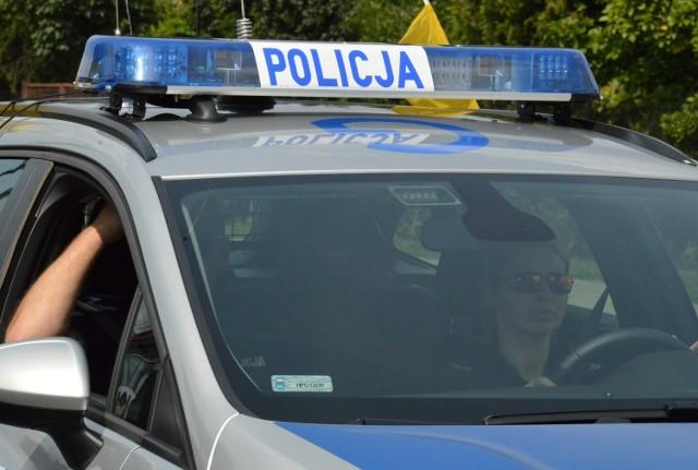 Policja z Chrzanowa szuka świadków potrącenia pieszego