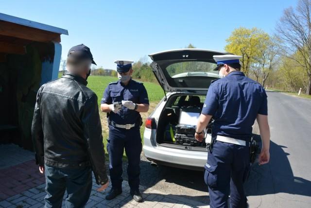 Policjanci z Krosna Odrzańskiego i Gubina mieli w ostatnich dniach pełne ręce roboty.