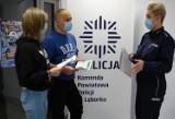 Dwóch nowych policjantów zasili szeregi Komendy Powiatowej Policji w Lęborku