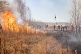 Pożar w Biebrzańskim Parku Narodowym. Do 126 tys. zł wzrosła nagroda za wskazanie podpalacza! (ZDJĘCIA)