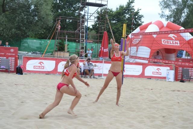 Eliminacje do turnieju głównego Plaża Open były rozgrywane w piątek