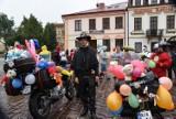 Charytatywna Moto Parada dla Kubusia. Ulicami Jarosławia przejechali bajkowi motocykliści