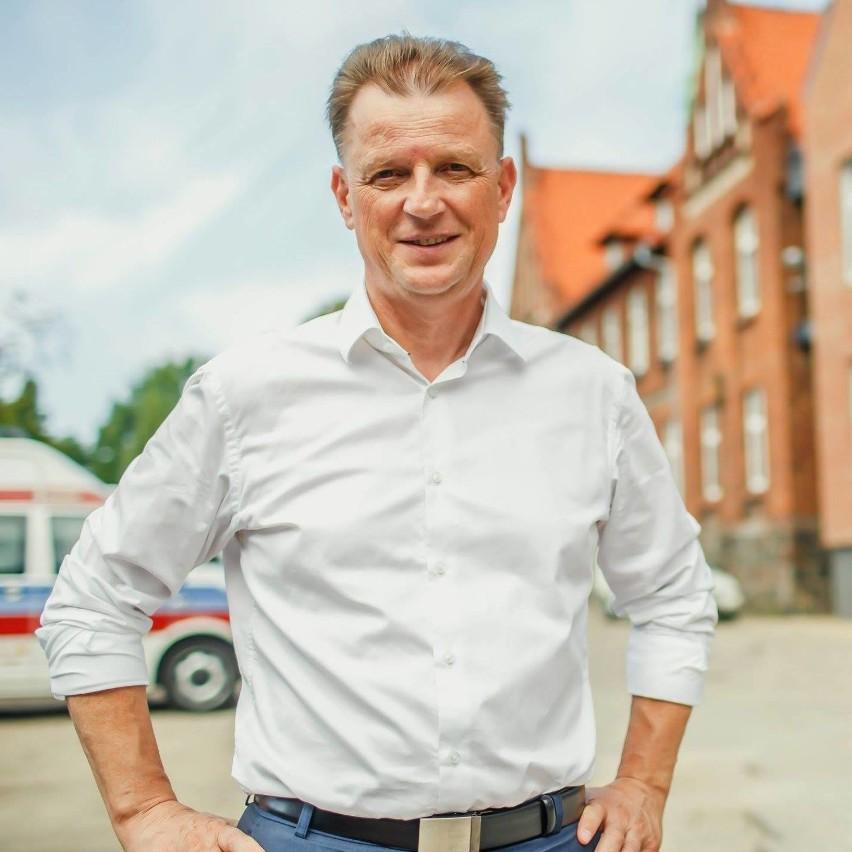 Starosta Pucki Jarosław Białk już nie ma koronawirusa - mógł...