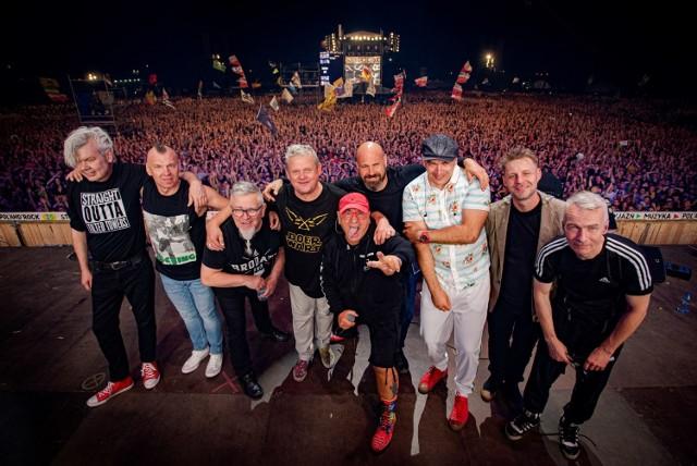 Występ Kultu na Pol'and'Rock Festivalu to jeden z największych koncertów w historii Polski