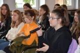 Licealiści wzięli udział w spotkaniu w ramach Szkoły Liderów Przyszłości