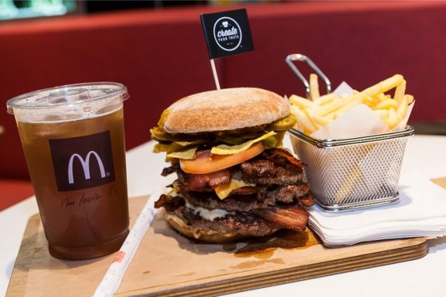 McDonald's chce zawojować rynek. Teraz jedzenie zamówisz przez aplikację