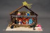 Najpiękniejsze szopki bożonarodzeniowe 2020: Wystawa w klasztorze oo. Franciszkanów