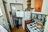 Pan Piotr z Bydgoszczy żyje na 14 metrach kwadratowych i miesięcznie wydaje 850 zł