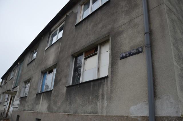 Tak wyglądają budynki socjalne w Żaganiu. Jak prezentują się takie miejsca u Was?