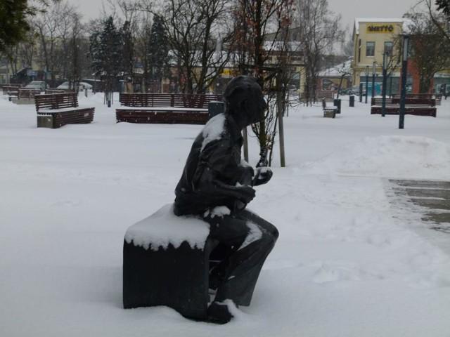Zima w Zduńskiej Woli nie odpuszcza. Jakie są prognozy?