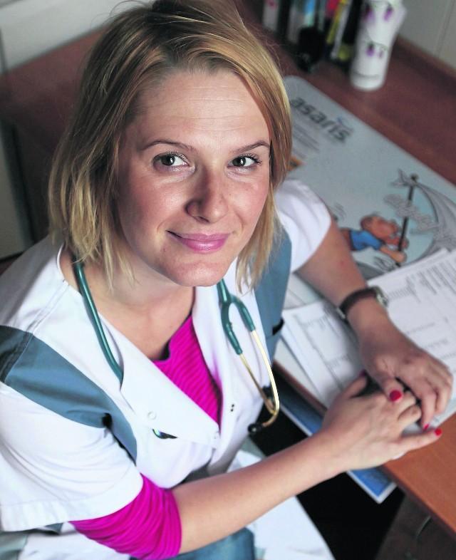 Lekarz Anna Lesiecka: - By system odpornościowy dzieci działał prawidłowo, potrzebują 8 godzin snu dziennie