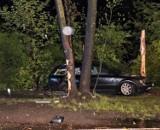 Tragiczny wypadek w Zabrzu. Mężczyzna wyleciał przez bagażnik i zginął na miejscu. ZDJĘCIA