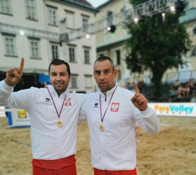 Bartłomiej Synowiec i Michał Wypych wraz z kolegami z reprezentacji wywalczyli w Słowenii złoty medal dla Polski!