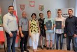 Nowy Tomyśl. Wraz ze swoją drużyną zdobyli tytuł Mistrza Wielkopolski w kategorii trampkarz C2!