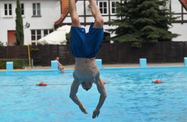 Archiwalne zdjęcia basenu odkrytego w Inowrocławiu >>>>