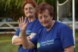 Senioriada 2021 w Zbrudzewie. Seniorom dopisywała energia i dobry humor podczas zawodów sprawnościowych